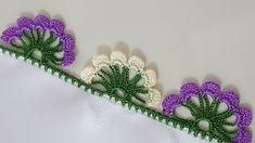 Kolay Tığ Oyası Yapımı Angel Crochet Pattern Free, Crochet Flower Tutorial, Baby Knitting Patterns, Crochet Flowers, Crochet Lace, Crochet Stitches, Crochet Patterns, Saree Kuchu Designs, Flower Video