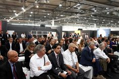 Immagini del premio architettura Best Communicator Award 2013