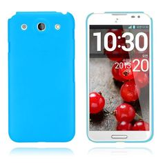 Smooth (Light Blå) LG Optimus G Pro Deksel