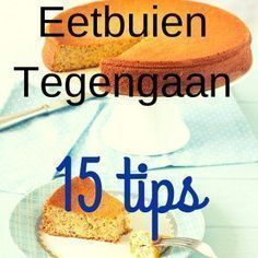 Eetbuien tegengaan: 15 handige tips