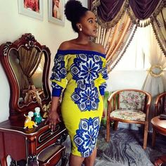 Updates from TribeOfAfrik on Etsy Latest African Styles Ankara Dress, African Dress, Kitenge dress, African Fashion Designers, African Inspired Fashion, African Print Fashion, Africa Fashion, African Print Dresses, African Fashion Dresses, African Attire, African Wear, African Dress Styles
