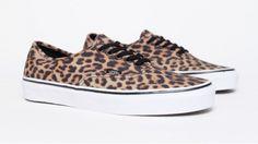 Vans Authentic - Leopard