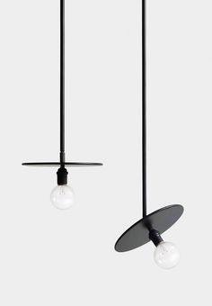 Workstead Black Pendant | DSHOP