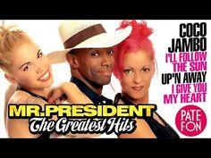 Mr. PRESIDENT - THE GREATEST HITS (Full album) - YouTube