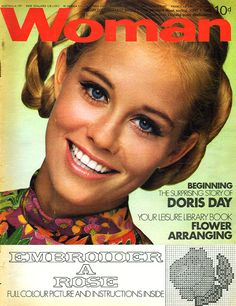 Woman - June 7, 1969 - Cybill Shepherd