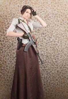 steampunk gun holsters - Google Search