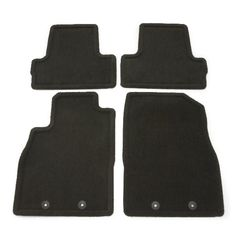Volt Mats- Front & Rear Carpet Replacements, Urban:These Front and Rear Carpet Replacement Floor Mats provide the same fit as factory mats for your Volt with a quality carpeted surface. Chevrolet Volt, Chevy, Carpet Replacement, Quality Carpets, Chevrolet Equinox, Floor Mats, Urban, Flooring, Pure Products