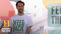 Campaigning Against Global Food Waste: Tristram Stuart | History Makers ...
