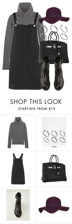 """Style #9490"" by vany-alvarado ❤ liked on Polyvore featuring mode, 1205, ASOS, Topshop, Hermès en Yves Saint Laurent"