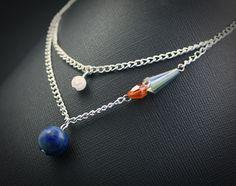 Space Exploration Necklace -  space-jewelry.com