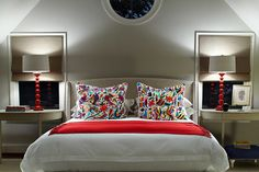 otomi bedroom by ML Interior Design Home Bedroom, Modern Bedroom, Bedroom Decor, Bedroom Ideas, Large Bedroom, New Jersey, Bungalow Decor, Interior Decorating, Interior Design