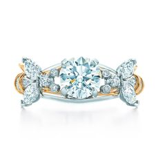 Tiffany & Co. Schlumberger® Two Bees ring. #TiffanyPinterest