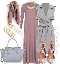 Hijab Outfit https://lehijabdedoudou.wordpress.com/