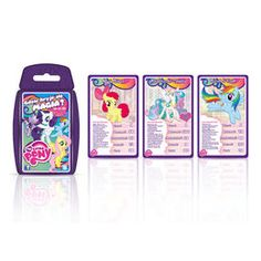 Top Trumps, gra karciana My Little Pony