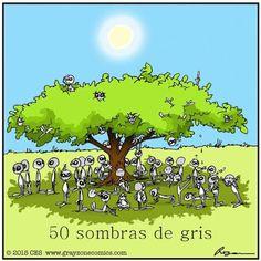 humor 50 sombras de gris