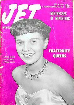Elaine Jones is Alpha Phi Alpha Fraternity Queen in Detroi… | Flickr
