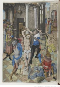 [80v] Horae ad usum Parisiensem 1475-1500 (The Hours of Charles d'Angoulême)