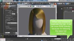 Complete 3Ds Max Hair Tutorial in 10 minutes