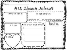 JOHNNY APPLESEED {ACTIVITIES, CRAFTIVITIES, AND MORE!} - TeachersPayTeachers.com
