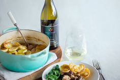 Prunes are the sweet jewels in this classic hotpot. Match it with the Reserve Barrique Fermented Chardonnay from Villa Maria's jewel – McDiarmid Hill vineyard in Gisborne. Blended with grapes from Villa Maria's Brian Tietjins vineyard, also in Gisborne, the wine captures the essence of the region, offering a complex medley of aromas with hints of tropical fruits, fig and smoky grilled nut characters. Seamlessly textured with a creamy mid-palate leading to a finis...