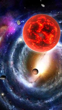 Planets Space Art