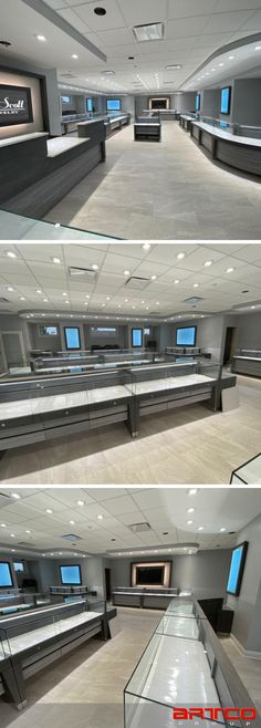 Manufacture & Design of Store Fixtures by Artco Group. Store Fixtures, Retail Design, Jewelry Stores, Flat Screen, Fine Jewelry, Group, Flat Screen Display, Jewlery, Jewelry