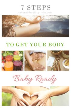 Deciding to get pregnant is an exciting time in life, you have made the decision you are ready to bring forth new life! Even though you are mentally ready, is your body? Learn about the 7 steps you need to take to get your body baby ready...
