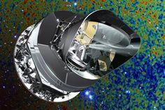 The Planck Spacecraft
