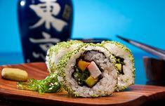 Cómo hacer arroz para sushi paso a paso Tapas, Mexican, Ethnic Recipes, Food, Make Sushi, Rice Vinegar, Recipes With Rice, Meals, Essen