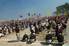 The Chapchar Kut Festival is a festival of Mizoram, India. It is celebrated during March after completion of their most arduous task of Jhum operation .Home of Locomet