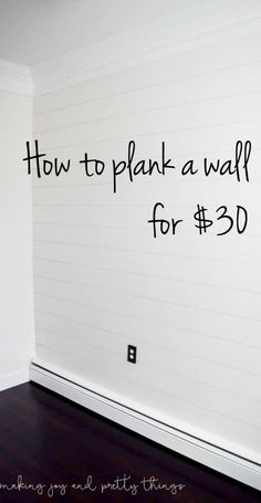 shiplap wall diy shiplap wall how to plank a wall planked wall diy plank wall Diy Wand, Home Improvement Projects, Home Projects, Rainbow Diy, Countertop Concrete, Granite Countertops, Faux Shiplap, Shiplap Diy, Shiplap Boards