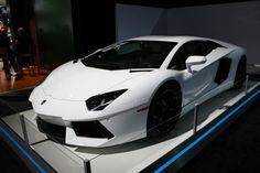 @Lamborghini #Aventador from the 2012 #NYIAS