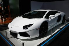 @Lamborghini #Aventador from the 2012 #NYIAS