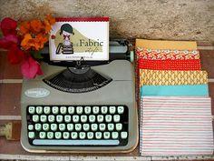 typewriter, nostalgie, vintage, machine