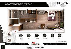 Apartaestudios en chico en el mejor proyecto de toda la zona, ten la experiencia de vivir en un hotel Ten, Urban, Live