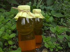 Mojito szörp a hétvégére. Mojito, Elderflower, Lemon Curd, Hot Sauce Bottles, Bacardi, Preserves, Spices, Food And Drink, Rum