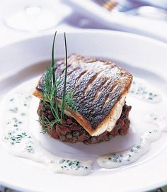 Crab salad, Sea bass and Bass on Pinterest