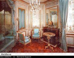 Palace of Versailles _ Meridienne