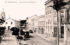 Praça dos Leões - Igreja do Rosário