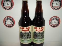 Ballast Point Peppermint Victory at Sea Imperial Porter