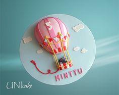 Kuumailmapallo-kakku
