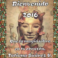Bienvenido #2016