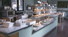 Café Counters | Cafe Display Counters and Stands