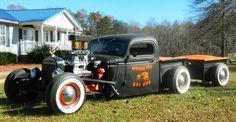 1941 Chevrolet Custom Rat Rod