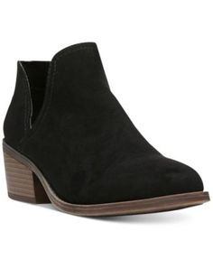 Fergalicious Westin Ankle Booties $54.95 Fergalicious adds a casual-chic accent to your workweek-to-weekend look with the side cutouts and easy styling of these Westin ankle booties.