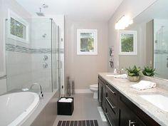 Tile Bath Tile Bathroom Idea Tile Bathroom Contemporary Bathroom