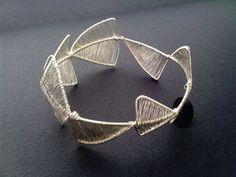 triangle bracelet by torropipi, via Flickr
