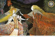 Cinderella  Errol le Cain