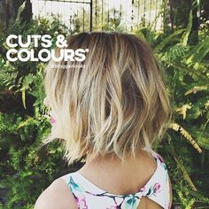 Blonde | Halflang haar | CUTS & COLOURS