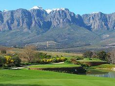 Helderberg Basin, Western Cape,RSA - Erinvale gholf club